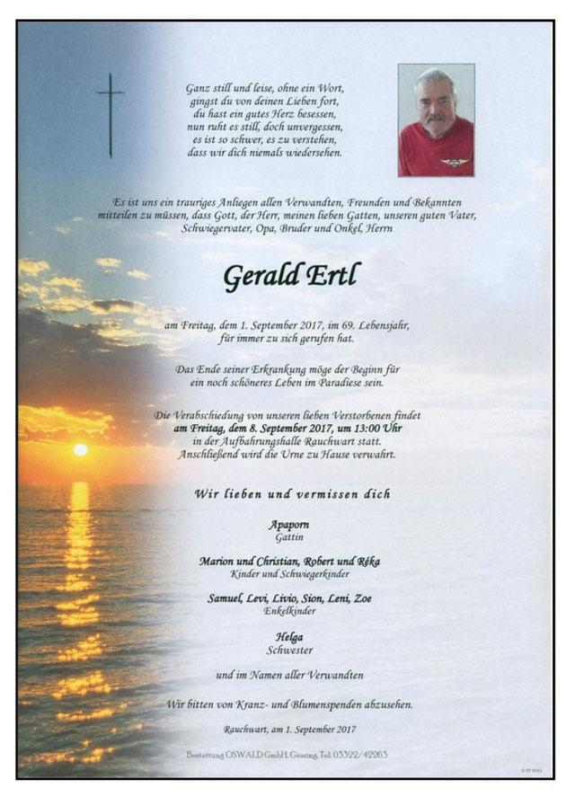 Gerald Ertl